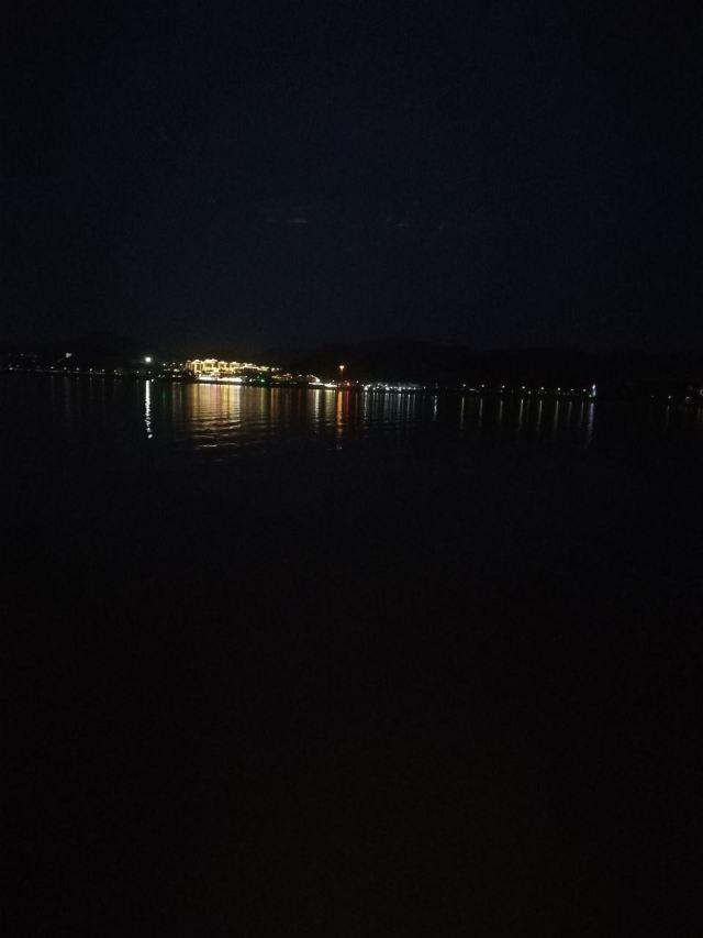 첸다오후 야간투어