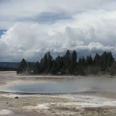 Midway Geyser Basin User Photo