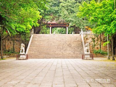 Guanghua Temple (Sakyamuni Pagoda)