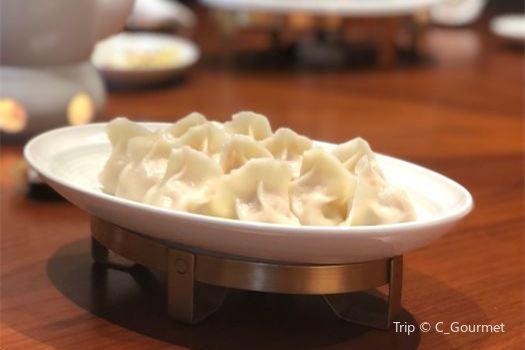 Xi Ding Hai Dan Dumplings