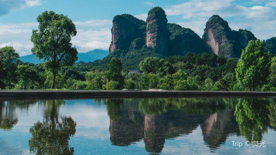龍虎山風景區