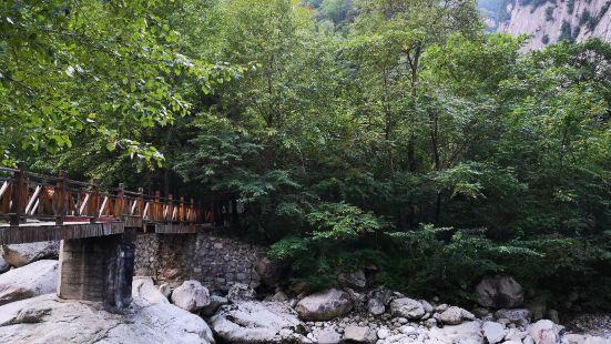 青峰峽森林公園