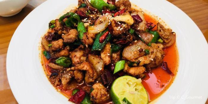 Zui Liu Li Private Kitchen · Shen Xiang Yunnan Cai2