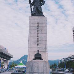 Statue of Admiral Yi Sun-Sin User Photo