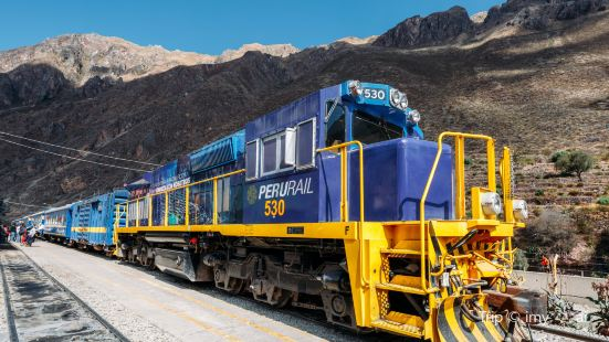Adventure Life Machu Picchu by train