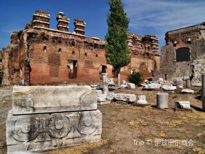 Red Basilica (Kizil Avlu)