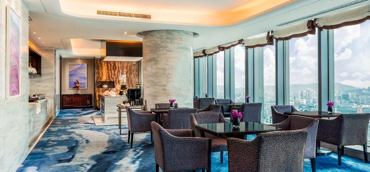 世茂洲際酒店·33層行政酒廊
