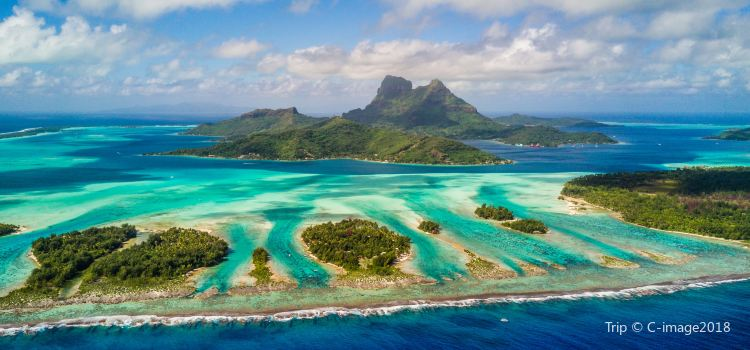 Bora Bora Island Travel Guidebook Must Visit Attractions In