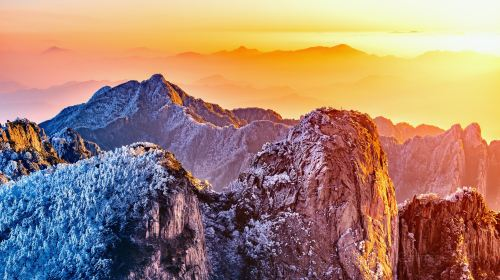 Mount Huangshan Scenic Area
