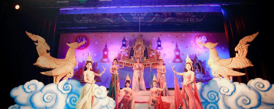 Bangkok's Glamorous Entertainment