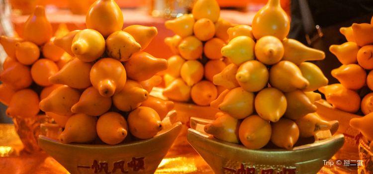 Liwan District Jasmine Flower Market2
