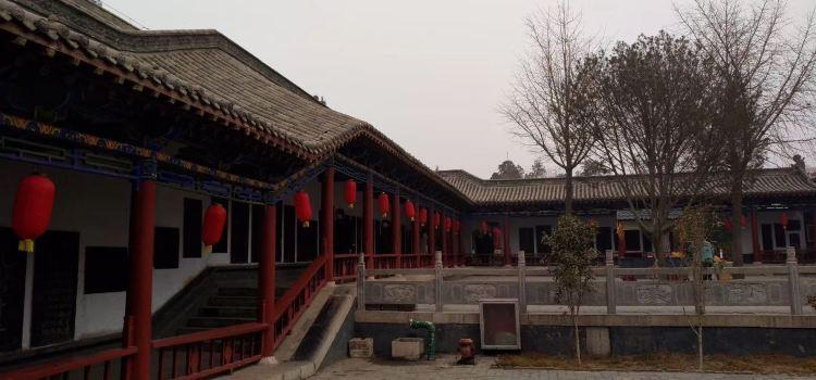 Tangyin Yuefei Temple3