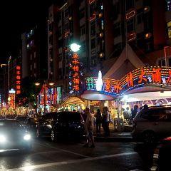 칭다오 맥주거리 여행 사진