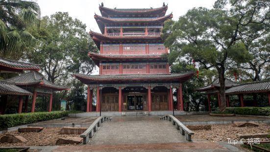 Baihe Taoist temple