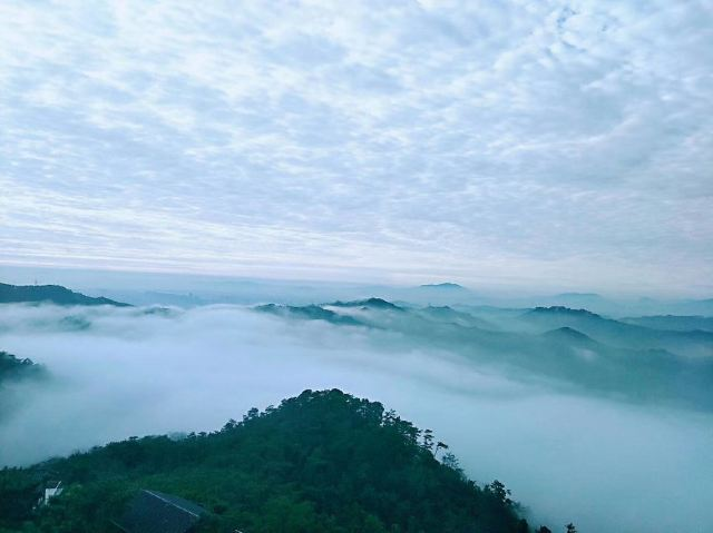 Fujian Changtai Tianzhu Mountain Happy World
