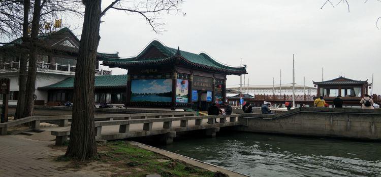 東湖遊船落霞水榭碼頭1