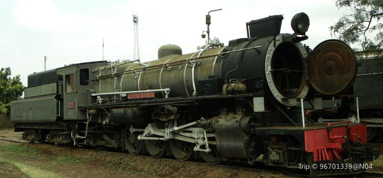 Nairobi Railway Museum1