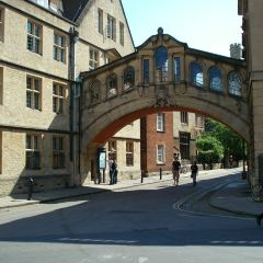 Oxford User Photo