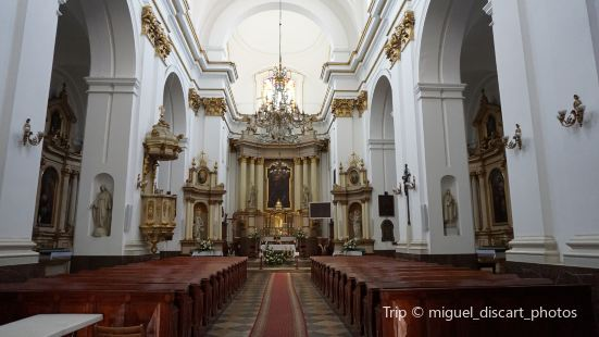 San José Church of the Visitacionistas (Iglesia San José de las Visitacionistas)