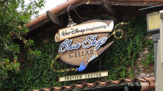 Walt Disney Imagineering Blue Sky Cellar