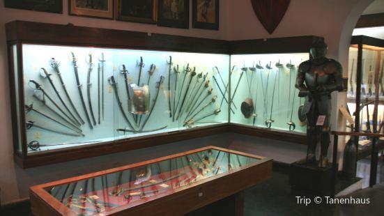 Arms Museum of the Nation Tte. Gral. Pablo Riccheri (Museo de Armas de La Nación Tte. Gral. Pablo Riccheri)