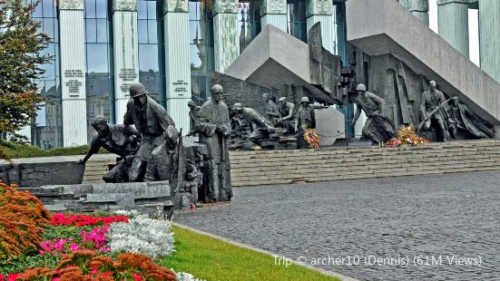 Monument of the Warsaw Uprising