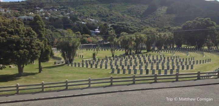 Karori Cemetery Tour