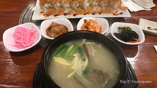 Mi Sushi and B.B.Q