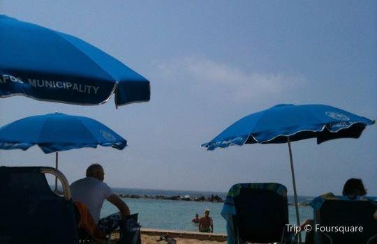 Paphos Municipal Beach2