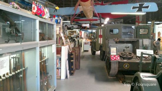 Canadian Military Heritage Museum