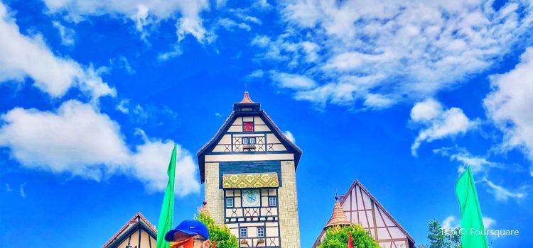Japanese Village at Colmar Tropicale3