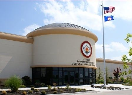 Citizen Potawatomi Nation Cultural Heritage Center1
