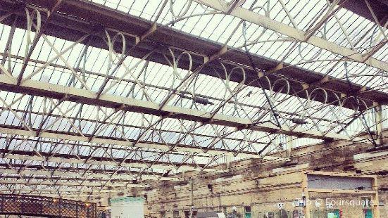 Carlisle Rail Station