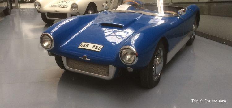 Saab Museum1