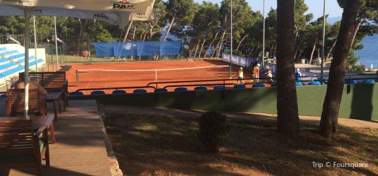 Tennis center Makarska