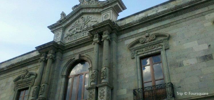 Instituto de Ciencias y Artes de Oaxaca1