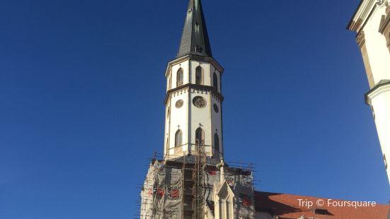 Veza Baziliky Sv. Jakuba