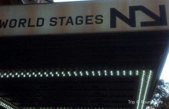 外百老匯新世紀舞臺1