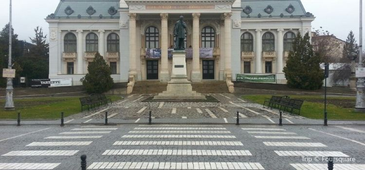 Teatrul National Vasile Alecsandri1