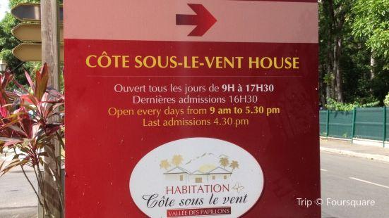 Habitation Côte Sous-le-Vent