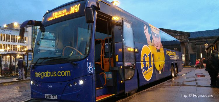 Inverness, Bus Station (Stance 2)
