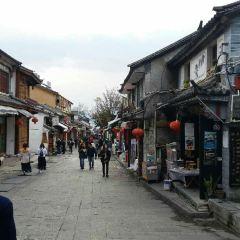 Dali Ancient City Scenic Area Self-service Tourist Car Zhaohu Station Bo'ai Intersection Station User Photo