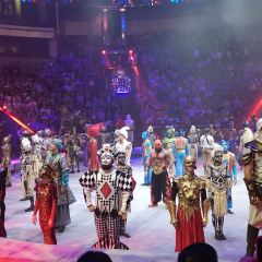 Great Moscow Circus Present User Photo