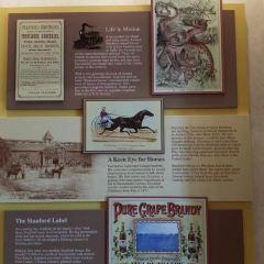 릴랜드 스탠포드 맨션 주립역사공원 여행 사진