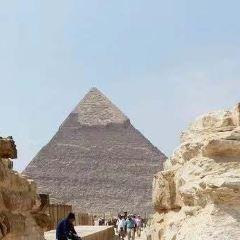 Keops Pyramid 여행 사진