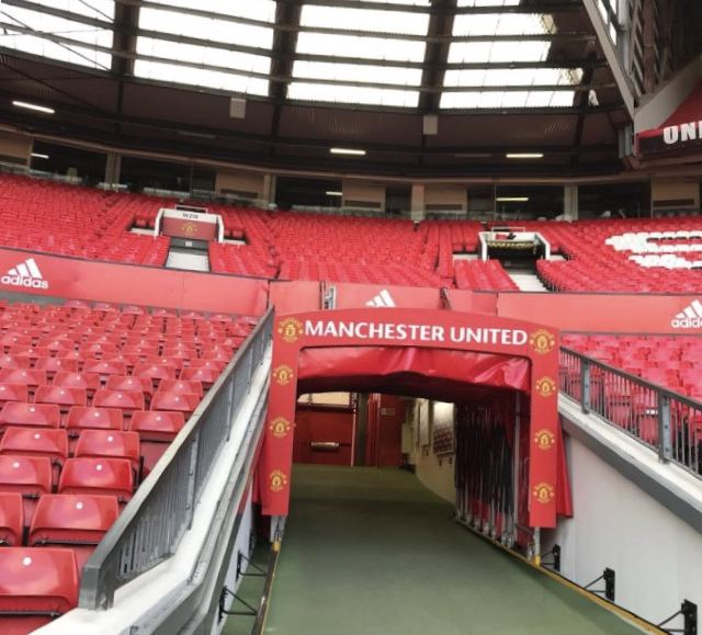 Manchester United Museum And Stadium Tour Attractions Trafford Travel Review Travel Guide Trip Com