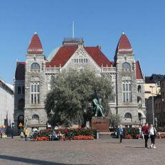 Finnish National Theater (Suomen Kansallisteatteri) User Photo