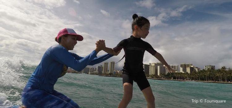 Ohana Surf Project歐胡島衝浪課程