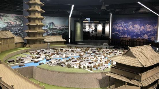 上海夢清館蘇州河展示中心