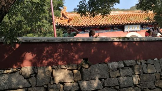 Wansong Temple